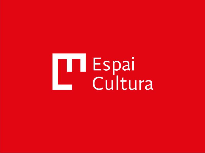 Logo i imatge per al circuit  Espai Cultura